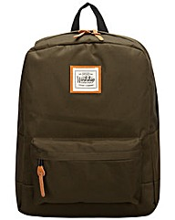 Artsac Dunbar - Pocket Fronted Backpack