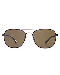 Levis Classic Square Aviator Sunglasses