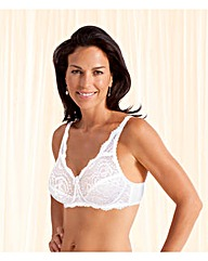 Playtex Flower Lace Bra Soft Cup