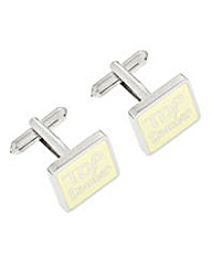 Top Teacher Cufflinks