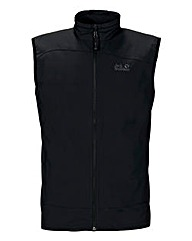 Jack Wolfskin Activate Softshell Gilet