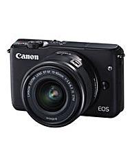Canon EOS M10 CSC Camera inc 15-45 Lens