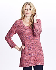 Multi Textured Tunic