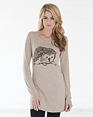 Animal Design Tunic