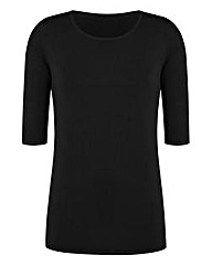 Plain Short Sleeved Jumper
