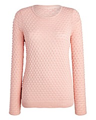 Bubble Textured Jumper