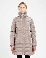 Puffa Padded Coat