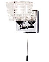 Pyxis K9 Glass Bathroom Wall Light