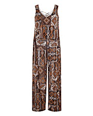 Elvi Tribal Jumpsuit