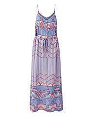 Loverbird Button Down Maxi Dress