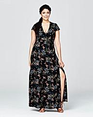 Alice & You Print Maxi Dress