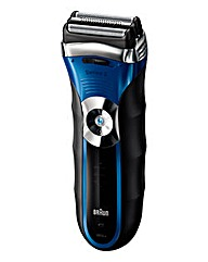Braun Series 3 Shaver with FREE Shaver C