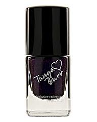 Tanya Burr Nail Polish Midnight Sparkles