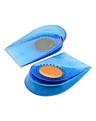 Gel Heel Support Pads - Two Pairs