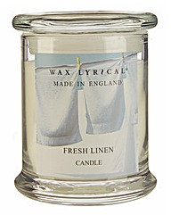 Made In England Fresh Linen Candle 60hr