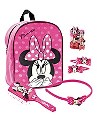 Minnie Mouse Hair Accessories Gift Set