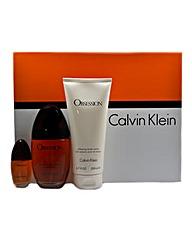 Calvin Klein Obsession Gift Set