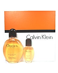 Calvin Klein Obsession For Men Gift Set
