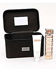 Hugo Boss Orange For Women Gift Set
