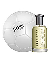 Hugo Boss Bottled Football Gift Set