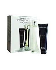 Provocative Woman Edp  Body Lotion Set