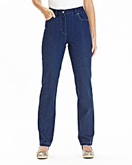 Nightingales Embroidered Jean