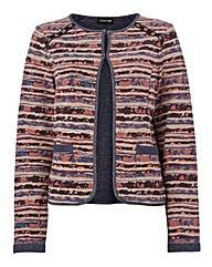 Taifun Jacquard-knit Jacket