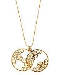 Gerry Weber Lattice Pendant
