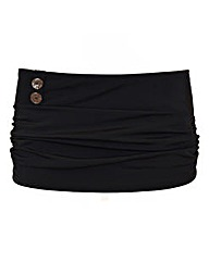 Curvy Kate Luau Love Swim Skirt