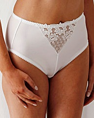 Miss Mary Shaping White Briefs