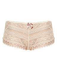 Tutti Rouge Lilliana Cream/Nude Shorts