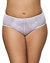 Ashley Graham Lace Briefs