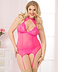 SevenTil Midnight PinkPerfection Bustier