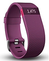 Fitbit Charge HR Fitness Tracker Small