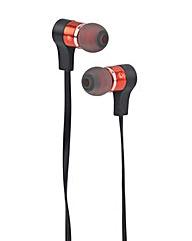 Intempo Aluminium Earphones Headphones