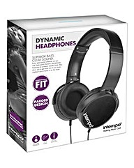 Intempo Dynamic Over ear Headphones