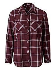 Red Check Shirt
