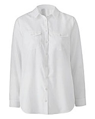 White Chambray Shirt