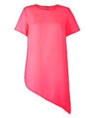 Pink Asymmetric Top