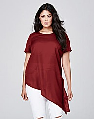 Deep Red Asymmetric Top