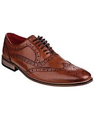 Base London Surrey Lace up Brogue Shoe