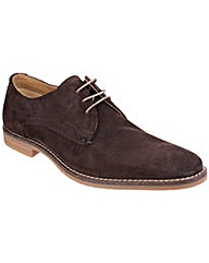 Base London Bayham Suede Brogue Shoe