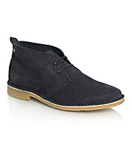 Jack Jones Gobi Chukka Navy Boot