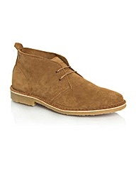 Jack Jones Gobi Chukka Tan Boot