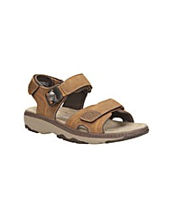 Clarks Raffe Sun Sandals