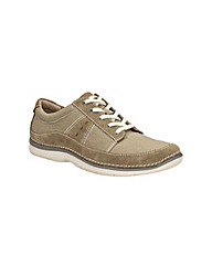 Clarks Ripton Plain Shoes