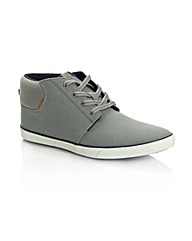 Jack Jones Vertigo Mens Grey Trainer
