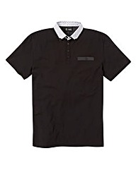 Black Label Diablo Polo Shirt Reg