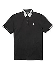 Black Label by Jacamo Black Suri Polo L