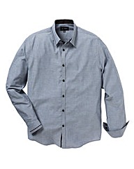 Black Label by Jacamo Lisbon Shirt Reg